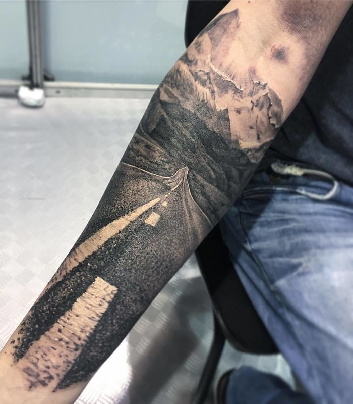 30 Travel Tattoo Ideas That Will Make You Want To Pack Ideas And Designs