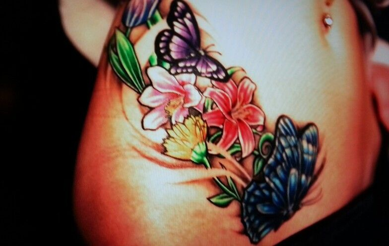 25 S*Xy Lower Stomach Tattoos For Women Ideas And Designs