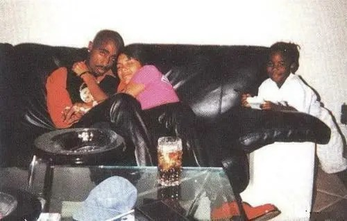 2Pac And Kidada Jones August 1996 2Pac Legacy Ideas And Designs