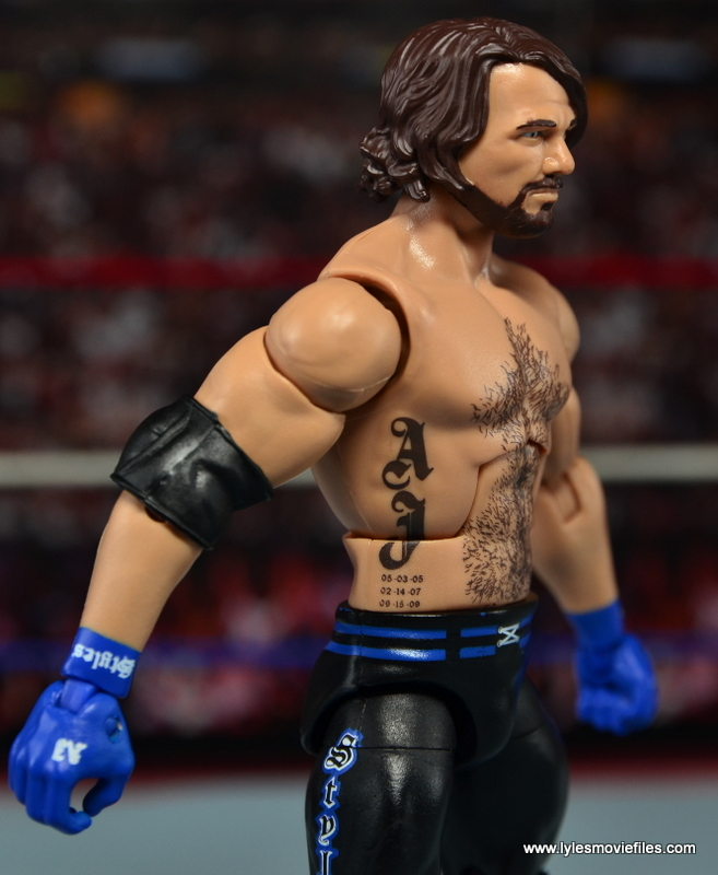 Wwe Elite Series 47 Aj Styles Figure Review Ideas And Designs