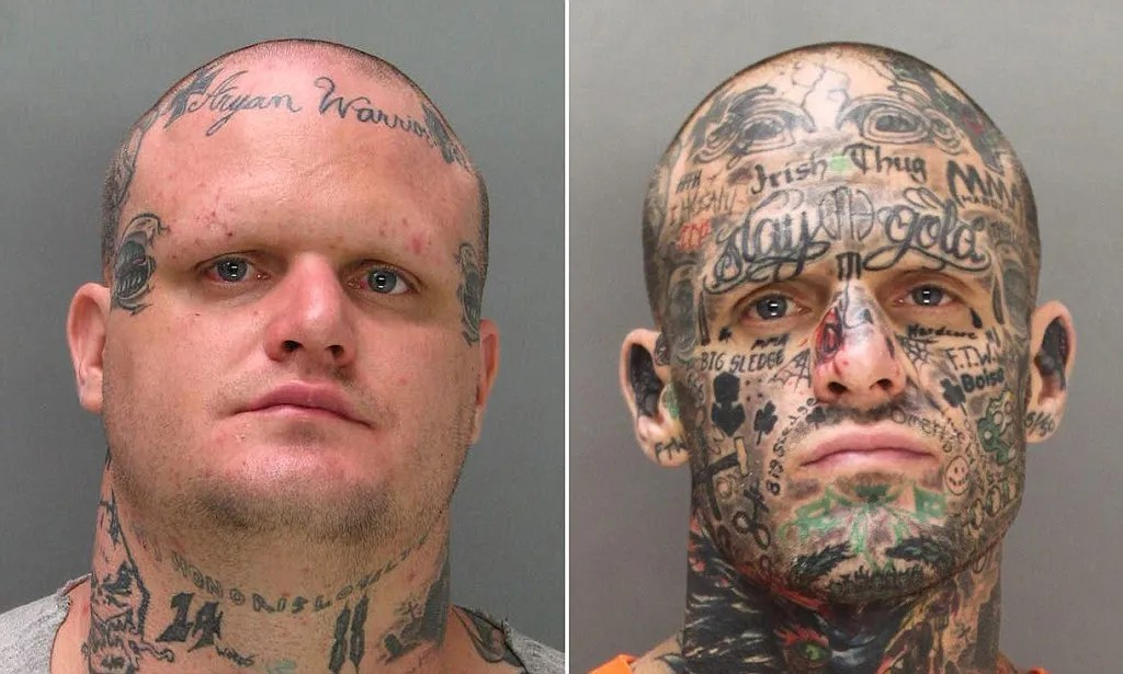 World's Top 13 Famous And Notorious Gangs Chainedbrain Ideas And Designs