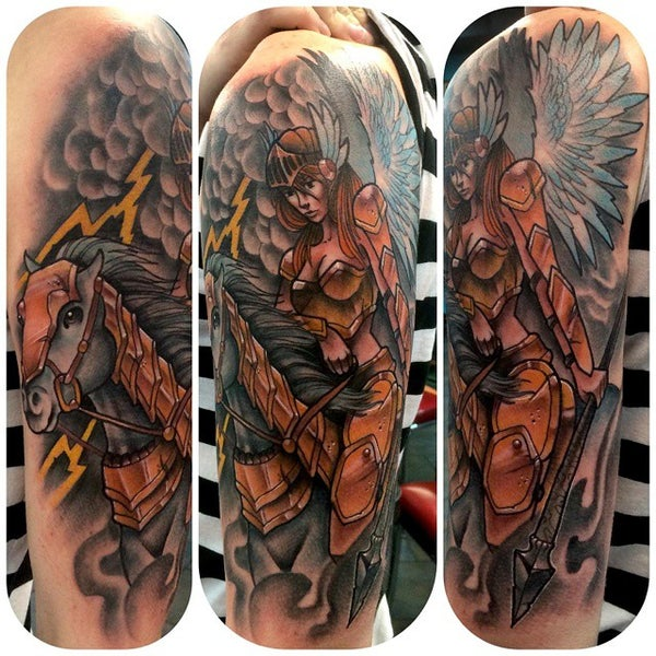 Artistic Skin Design And Body Piercing Tattoo Parlor In Ideas And Designs