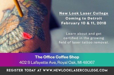 New Look Laser College Brings Advanced Laser Tattoo Ideas And Designs