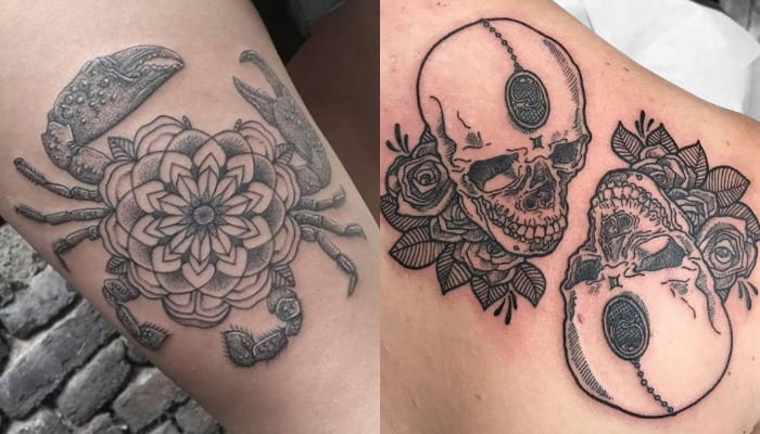 12 Super Creative Zodiac Tattoos For Each Sign To Get Ideas And Designs