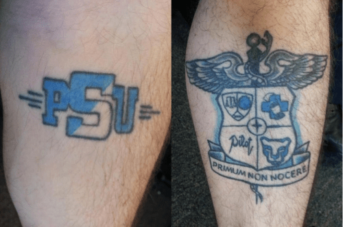 Penn State Tattoos The Best Of The Best Onward State Ideas And Designs