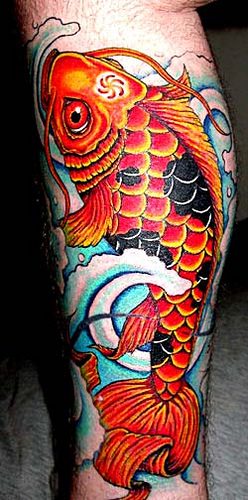 Koi Fish Tattoos Psychotattoos Ideas And Designs