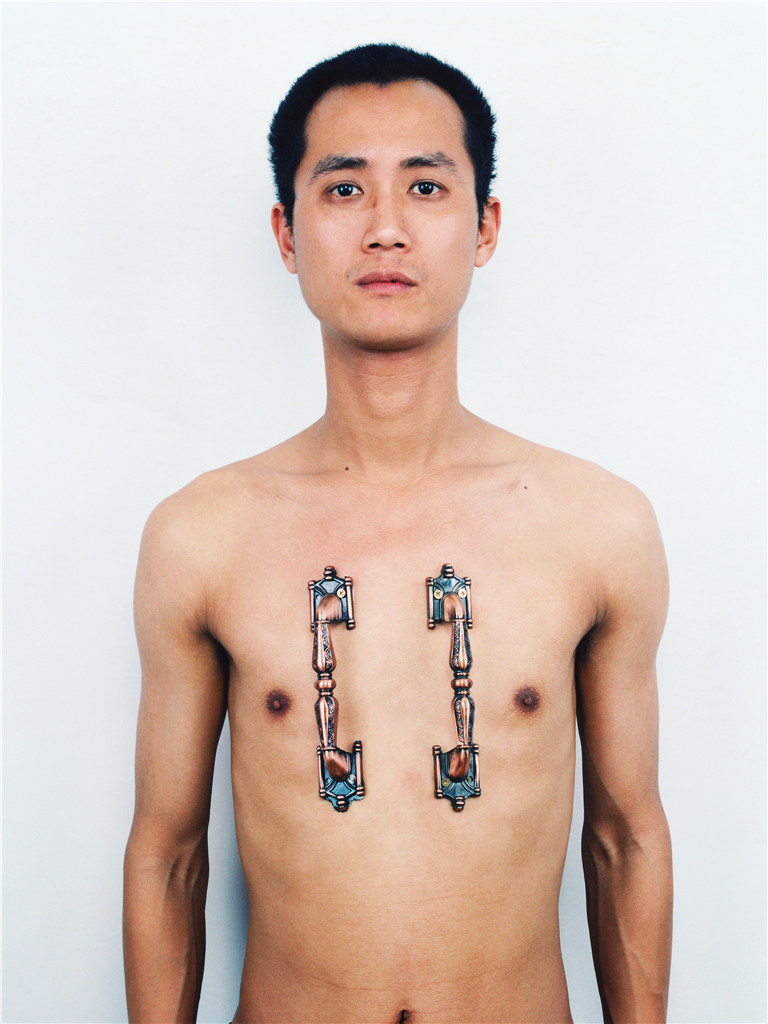 Luckily These Are Not Real Tattoos Qiu Zhijie 邱志杰 Ideas And Designs