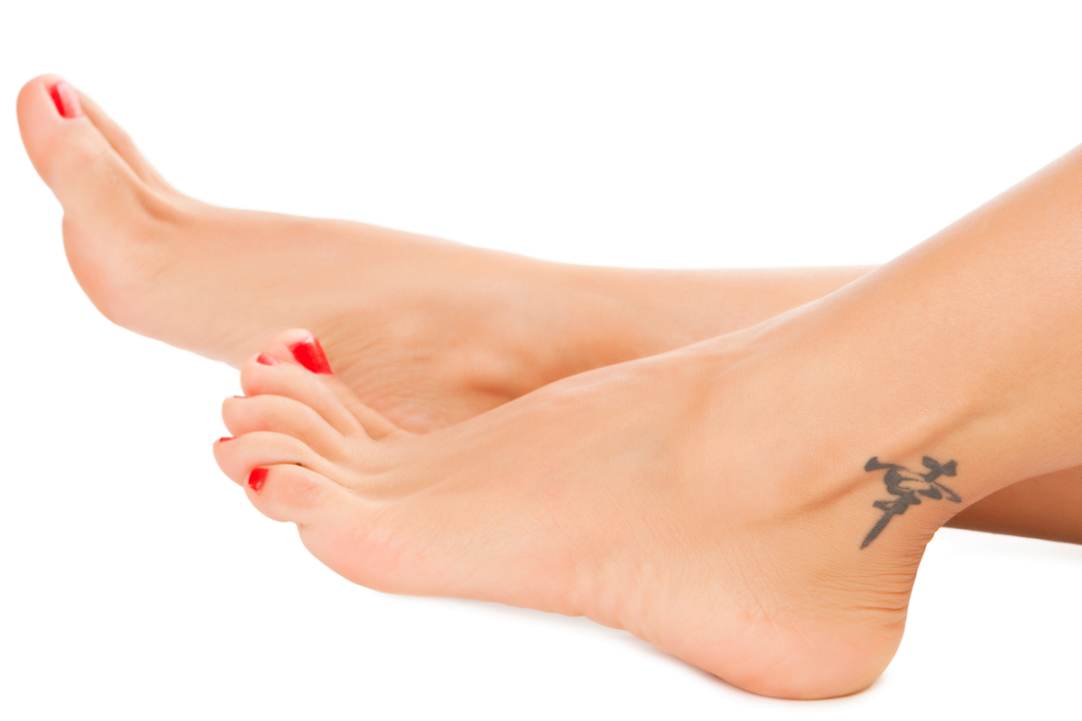 Foot Tattoo Swelling Ideas And Designs