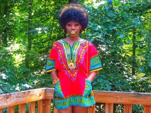 """I Put The """"Chic"""" In Dashiki Catch Our Thrift The Blog Ideas And Designs"""