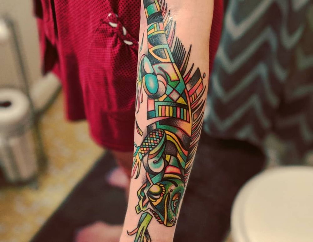 Black Vulture Gallery 41 Photos 28 Reviews Tattoo Ideas And Designs