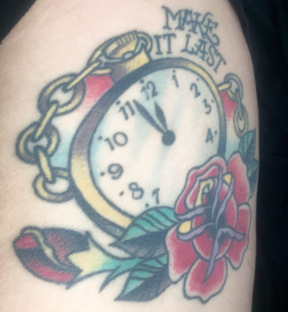 One Of My Favorite Tattoos By Jared Isenberg Yelp Ideas And Designs