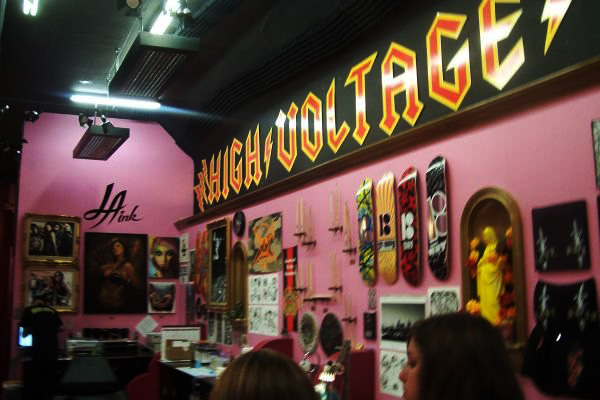 High Voltage Tattoo La Ink See Los Angeles Ideas And Designs