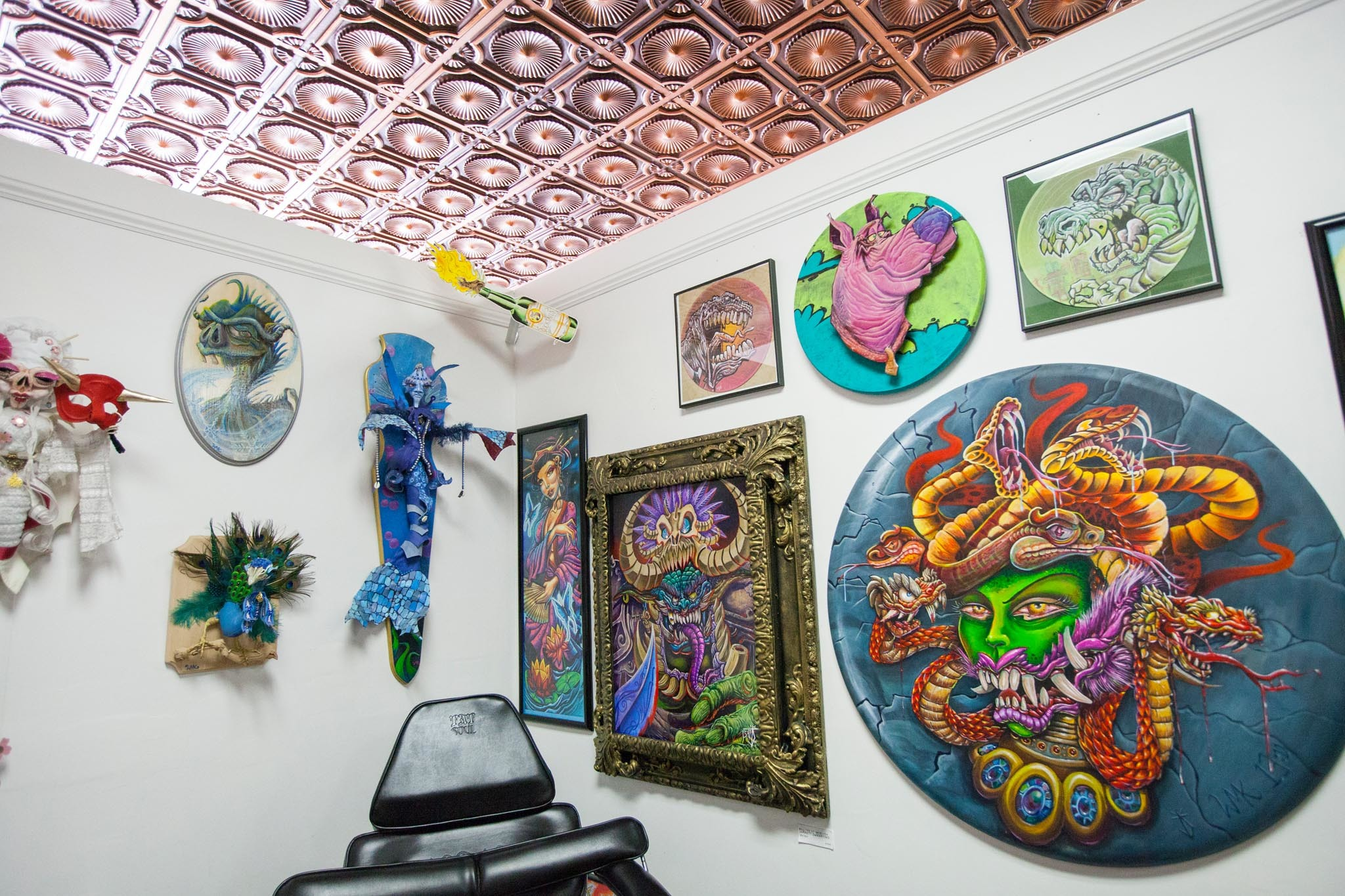 Best Tattoo Shops In Los Angeles For Awesome Ink Ideas And Designs