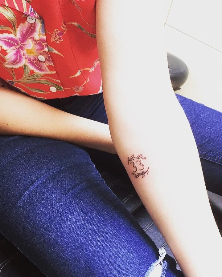 Number 33 Inner Arm Tattoo New Tattoo Ideas Ideas And Designs