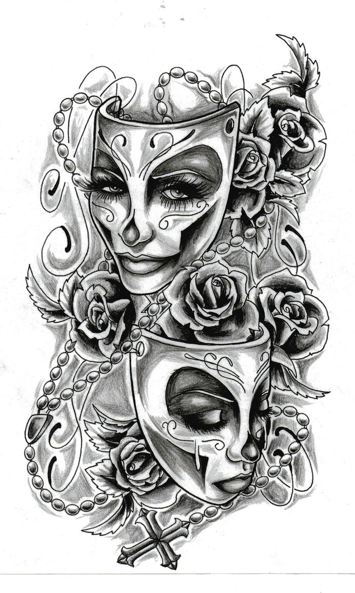 Feminine Tattoo Design By Almigh T On Deviantart Ideas And Designs