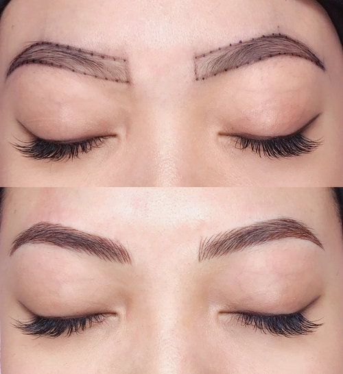 Microblading Eyebrows Specialist In Rancho Cucamonga Ideas And Designs