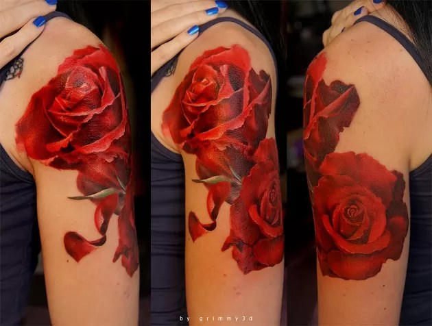 10 Best Flower Tattoo Ideas For Your Arms Pretty Designs Ideas And Designs