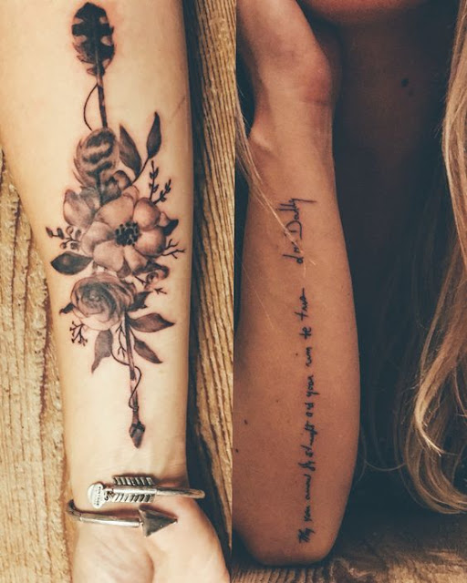 22 Awesome Arrow Tattoos For Women And Men Awesome Tat Ideas And Designs