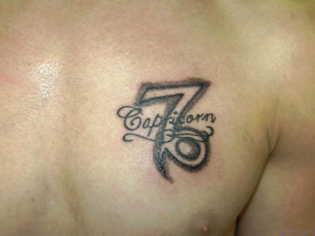22 Capricorn Tattoos Fitting For These Grounded Planners Ideas And Designs