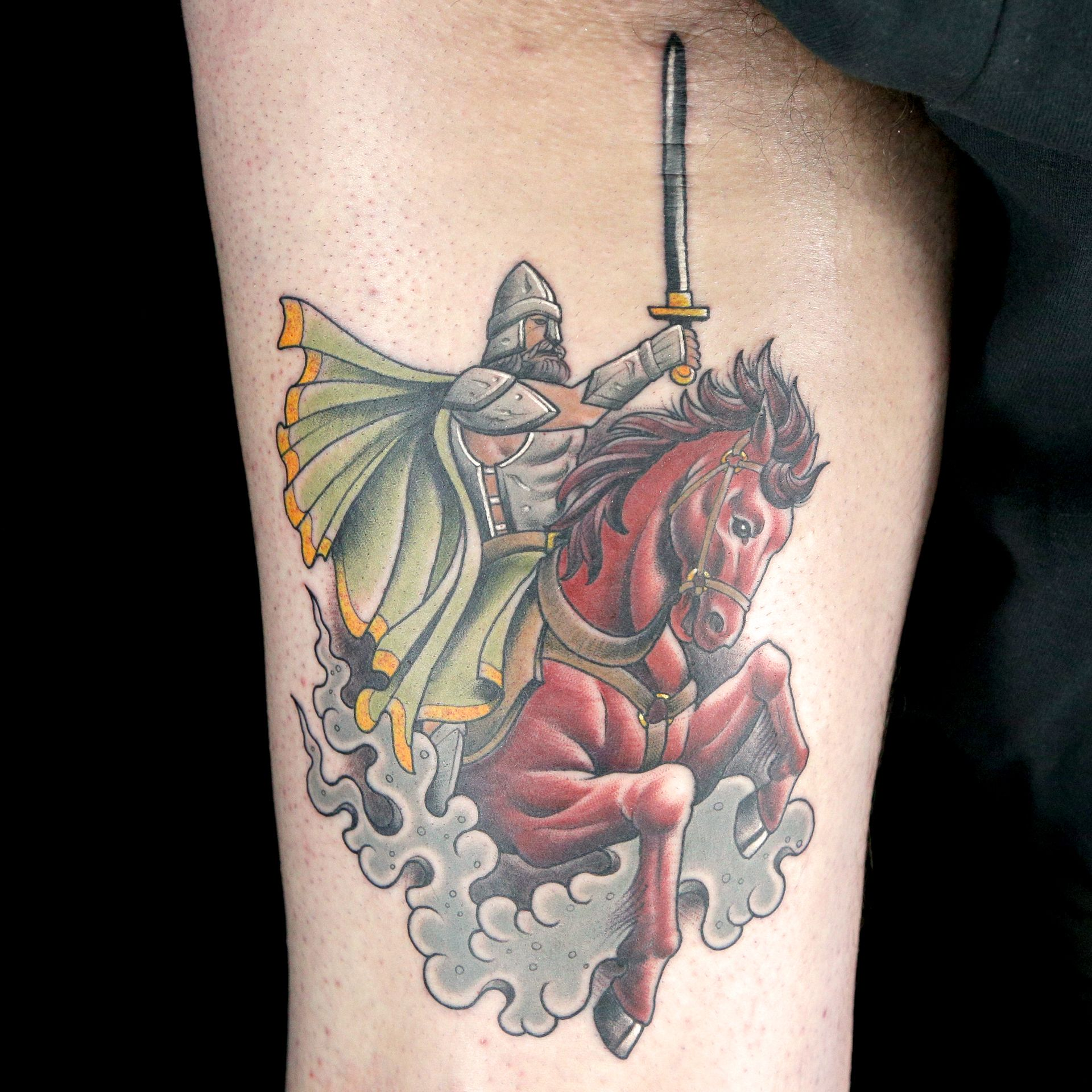 Elimination Tattoo 4 On 1 Four Horsemen Of The Apocalypse Ideas And Designs