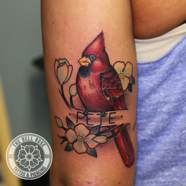 Paul Averette — Tattoo Shops I The Bell Rose Tattoo Ideas And Designs