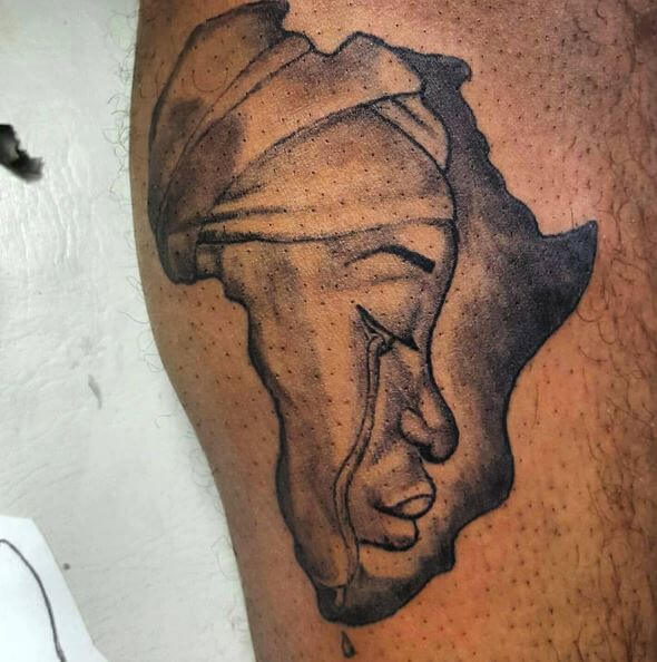 50 African Tattoos Inspired From Tribes Of Africa 2018 Ideas And Designs