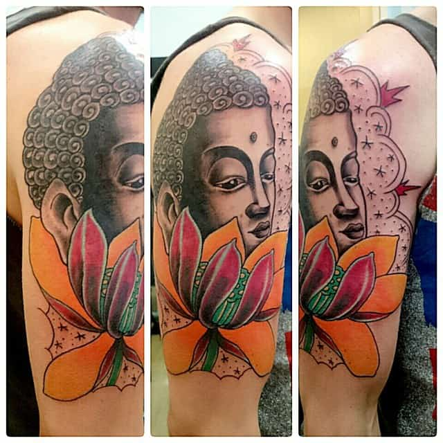 100 Mystical Buddha Tattoos Meanings September 2019 Ideas And Designs