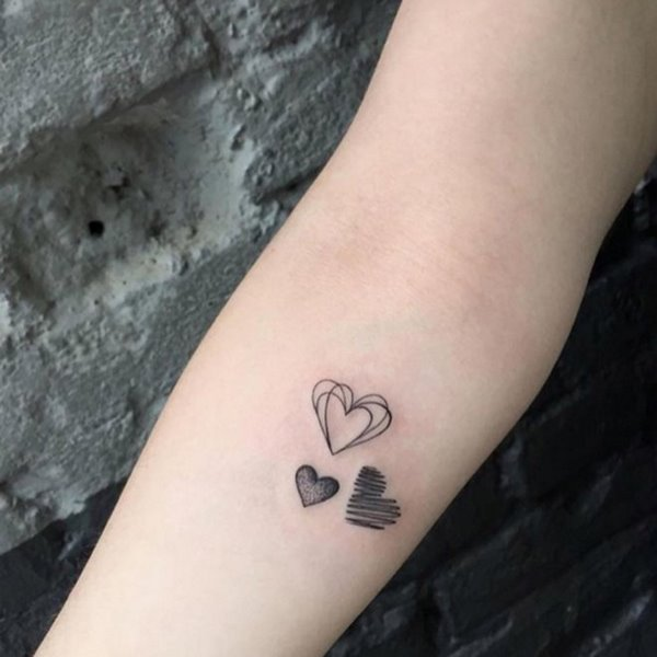 Heart Tattoo Ideas – What Is The Meaning And Where To Ideas And Designs