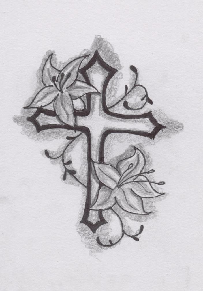 50 Cross Tattoo Designs To Show Your Faith Tats N Rings Ideas And Designs