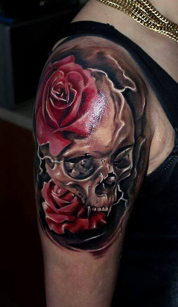50 Amazing Rose Tattoo Designs Tats N Rings Ideas And Designs