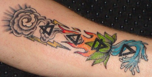 Four Elements Tattoo Tattoo Pictures Collection Ideas And Designs