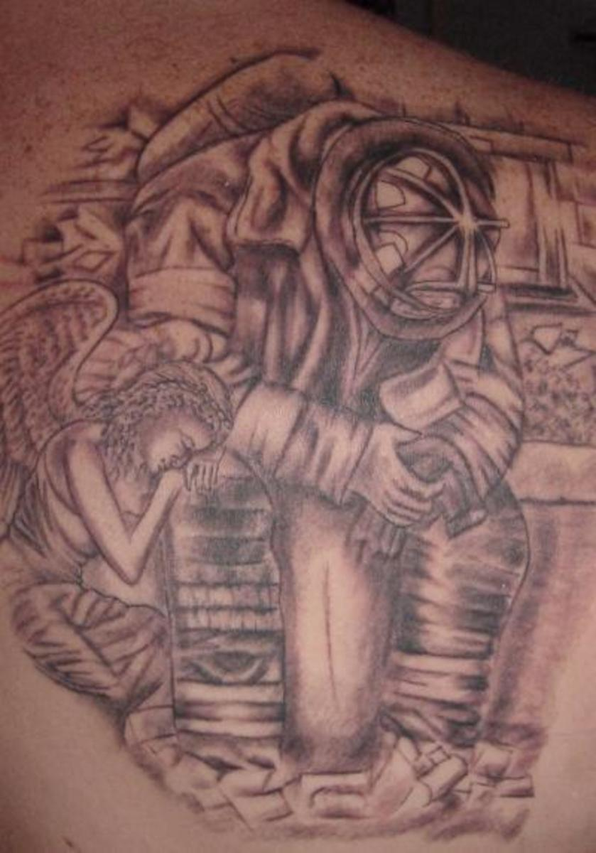 9 11 01 September 11 Memorial Tattoos Hubpages Ideas And Designs