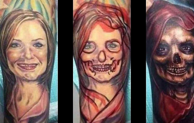 The Ten Commandments Of Getting A Tattoo Faceless Promotions Ideas And Designs