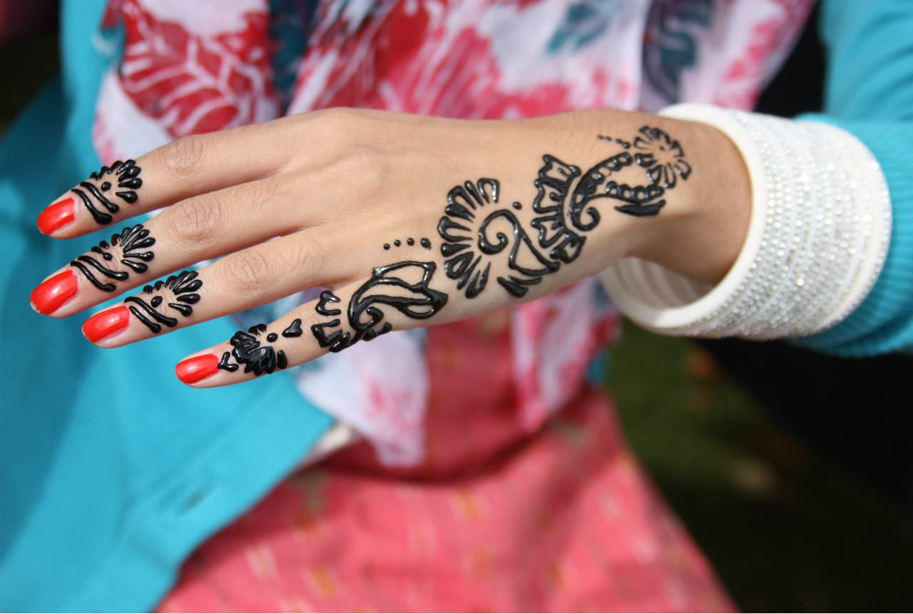 The Dangers Of Black Henna Tattoos Ideas And Designs
