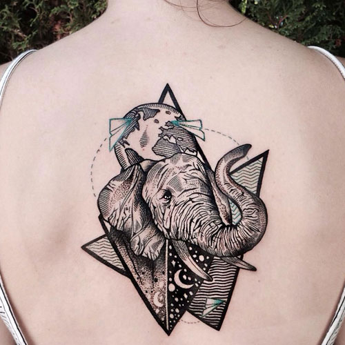 75 Best Elephant Tattoo Designs For Women 2019 Update Ideas And Designs
