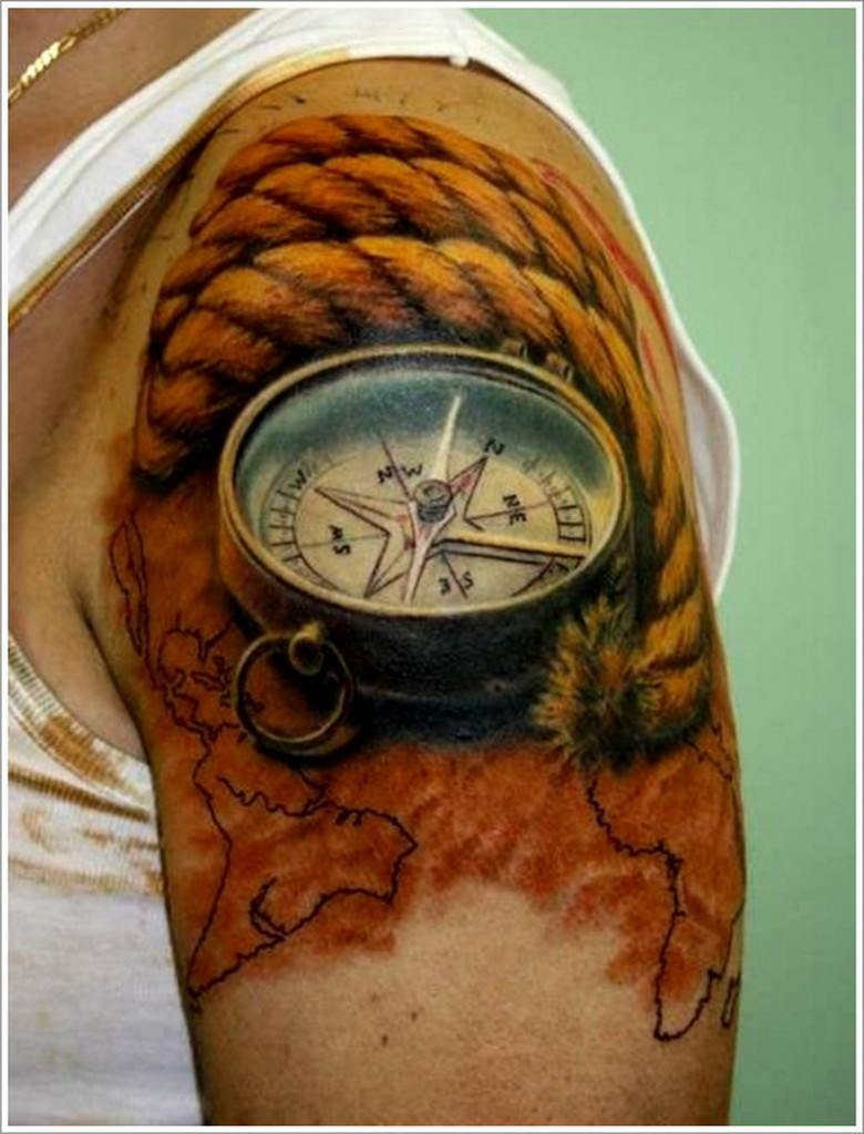 60 Best 3D Tattoos – Meanings Ideas And Designs For 2019 Ideas And Designs
