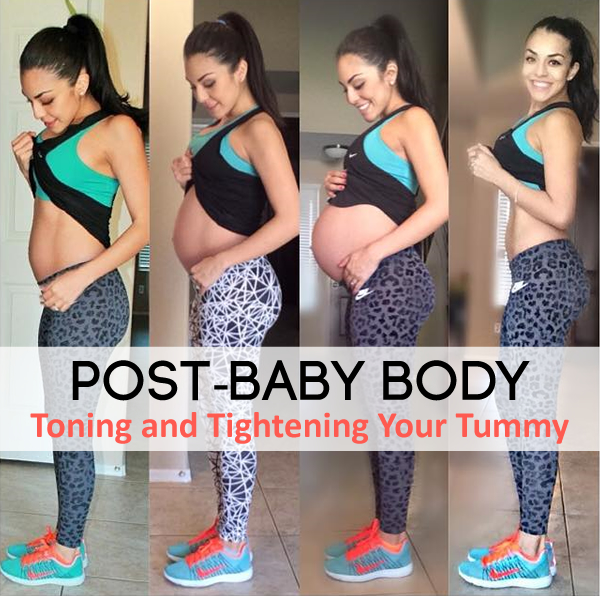 Post Baby Toning Tightening Your Tummy Ideas And Designs