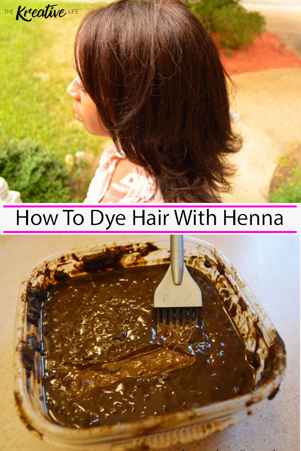 How To Dye Hair With Henna As A Natural Alternative The Ideas And Designs