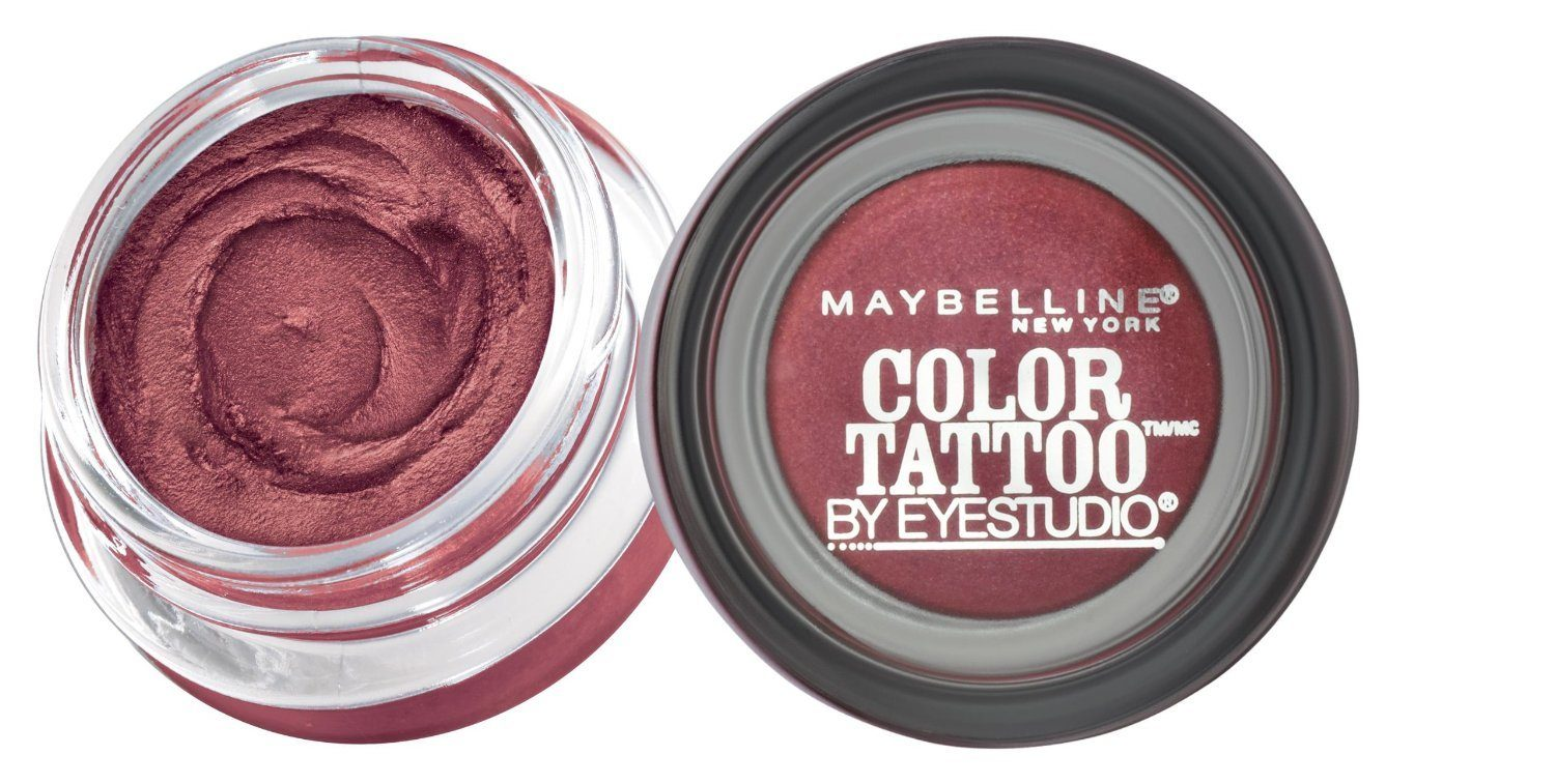 Maybelline 24 Hour Eyeshadow Pomegranate Punk Only 4 54 Ideas And Designs