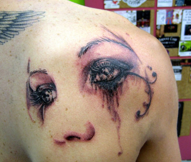 20 Beautiful Eyes Tattoo Designs You Should Check Out Ideas And Designs