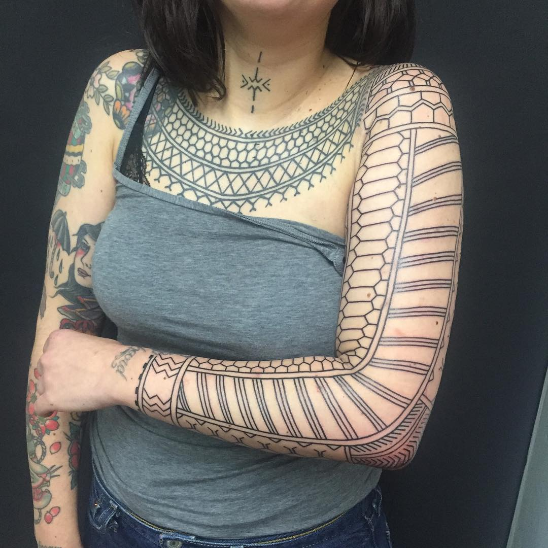 28 African Tribal Tattoo Designs Ideas Design Trends Ideas And Designs