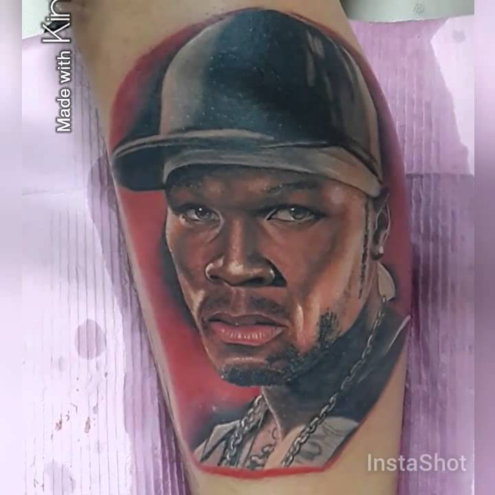 Joel Pollo Tattoo 50 Cent Youtube Ideas And Designs