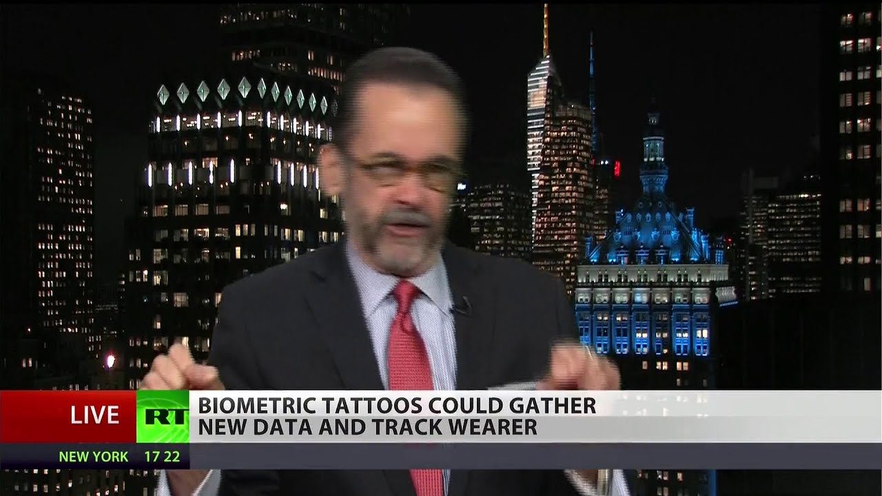 Biometric Tattoos Could Gather Important Data And Track Ideas And Designs