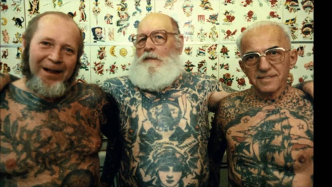 Tattoos And B**Z* Top 19 Old People With Tattoos Ideas And Designs