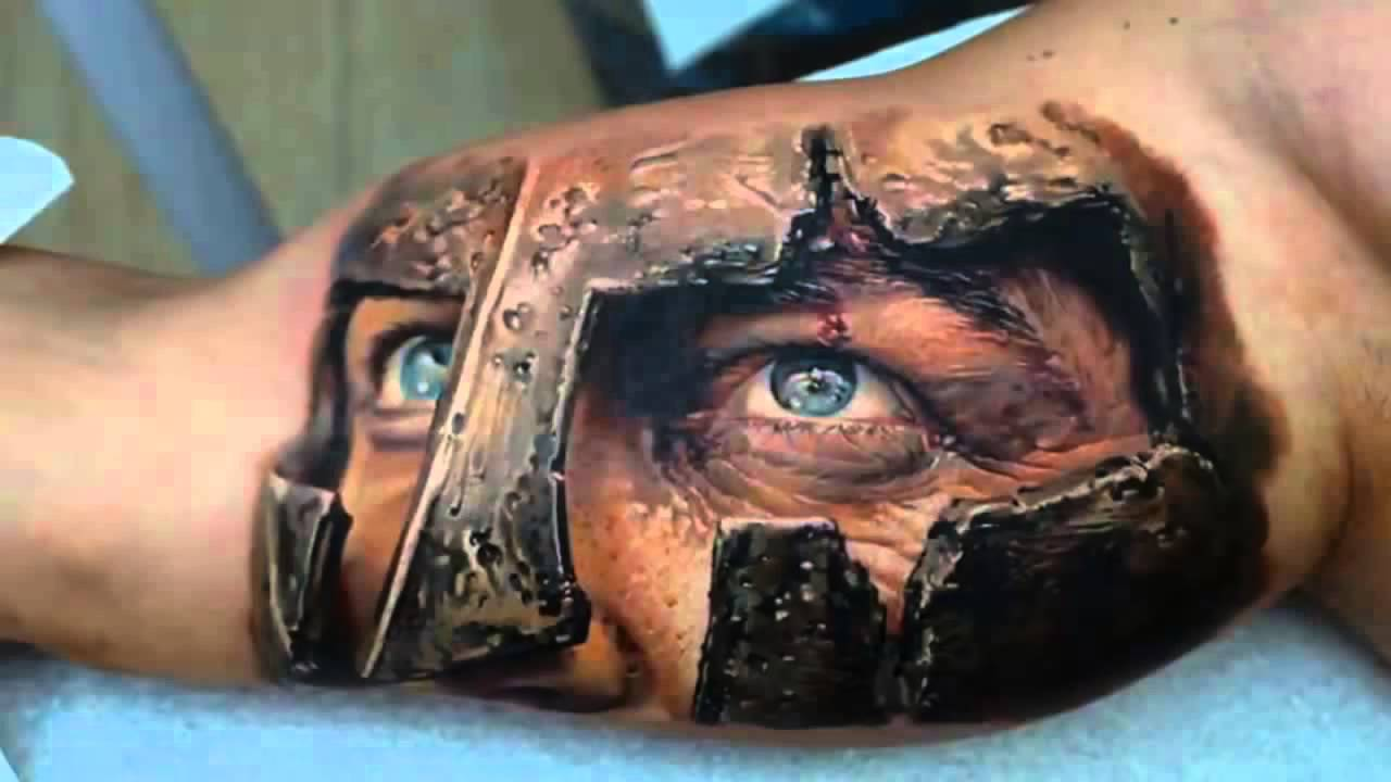 Best 3D Tattoos In The World Part 1 Amazing 3D Ideas And Designs