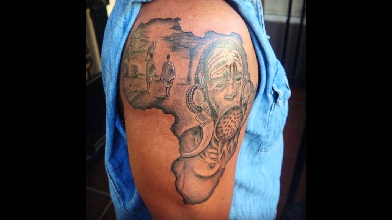 25 Rare African Tattoos Youtube Ideas And Designs