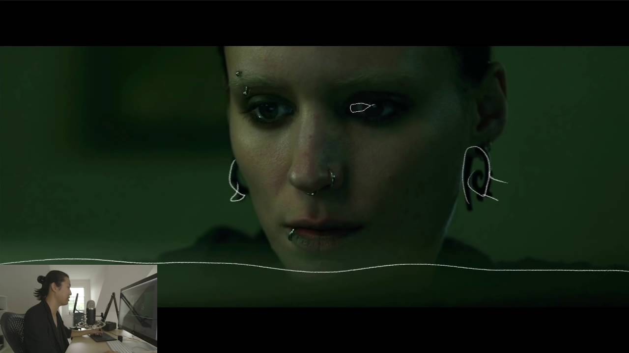 The Cinematography Of The Girl With The Dragon Tattoo Ideas And Designs