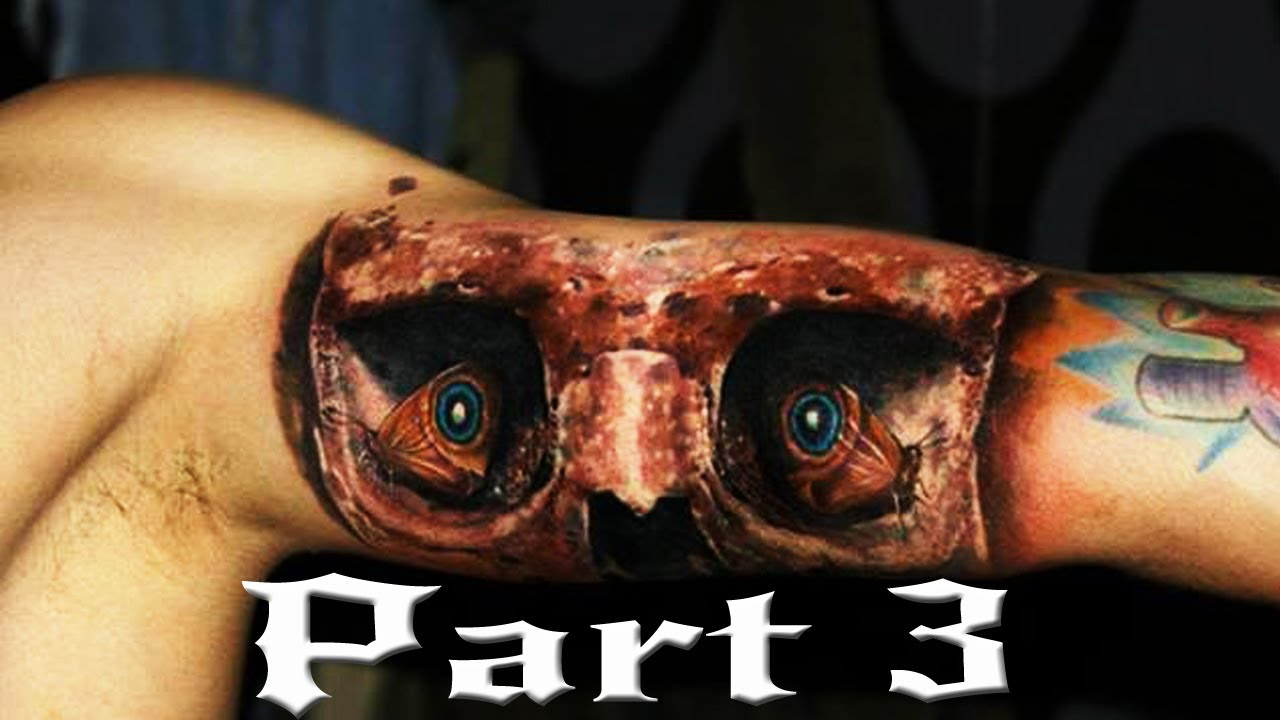 Best 3D Tattoos In The World Hd Part 3 Amazing Ideas And Designs