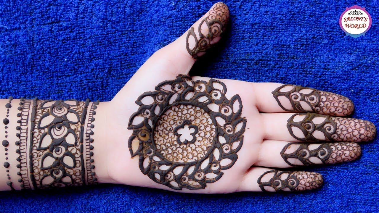 Latest Beautiful 3D Mehndi Designs Mandala Tattoo Ideas And Designs