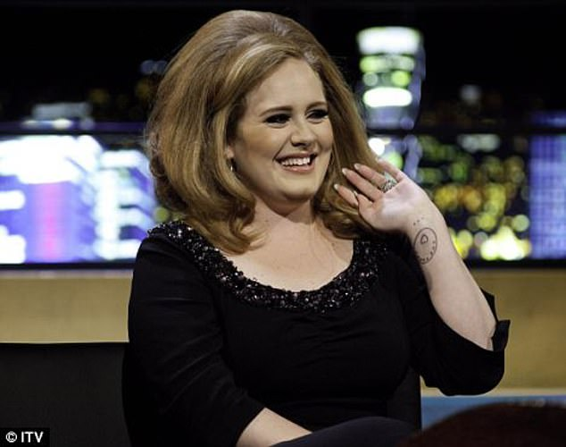 Adele Gets New Saturn Tattoo On Her Forearm As A Tribute Ideas And Designs